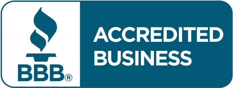 Accredited Business with the BBB